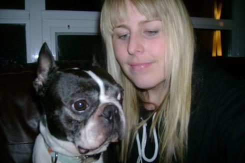 Casey & me