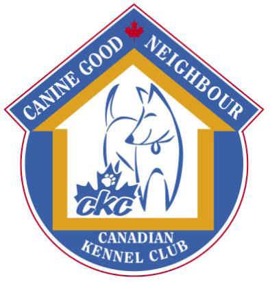 Canine Good Neighbour