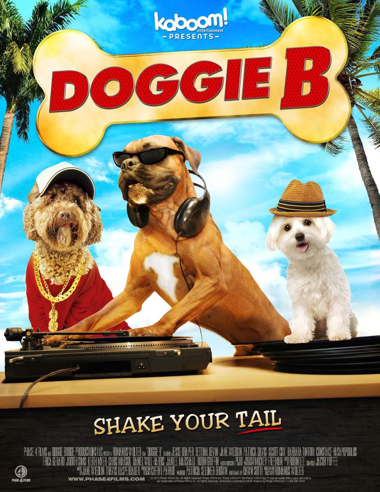 Kaboom Movie Poster Doggie b Movie Poster