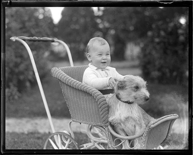 1917 - 1934: Baby