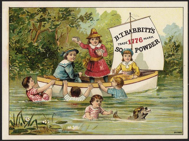 1870-1900: B. T. Babbitt's 1776 So Powder