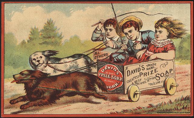1870-1900: David's Prize Soap