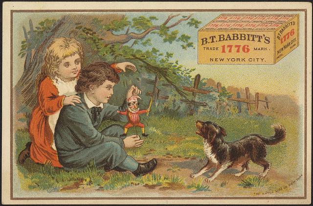 1870-1900: B. T. Babbitt's 1776 New York City