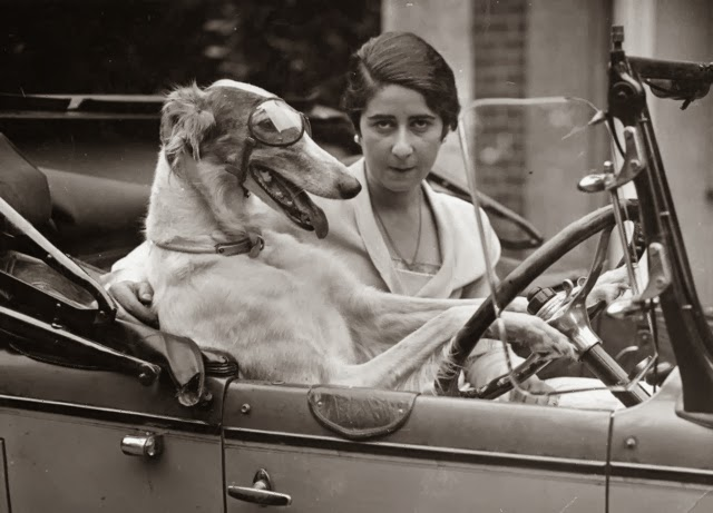 A new breed of chauffeur takes the wheel, 1930 (Photo by Fox Photos/Getty Images)