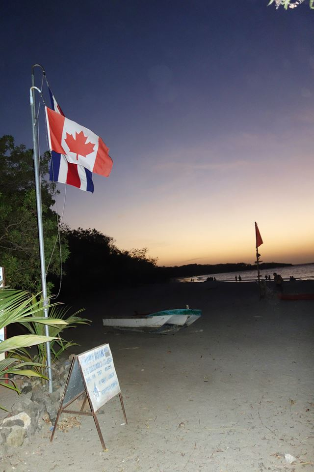 We'll miss Costa Rica but we are also happy to be back in Canada!