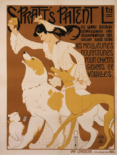 Spratt's Patent Ltd. - 1905 (Via: Modern Dog)