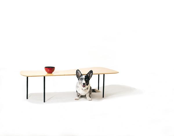 Earl and Girard Coffee Table