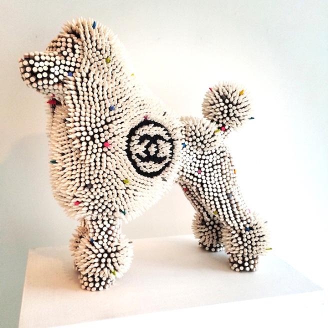 Chanel Poodle