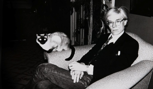 Andy Warhol 1 / © 2014 The Andy Warhol Foundation for the Visual Arts, Inc. / Artists Rights Society (ARS), New York