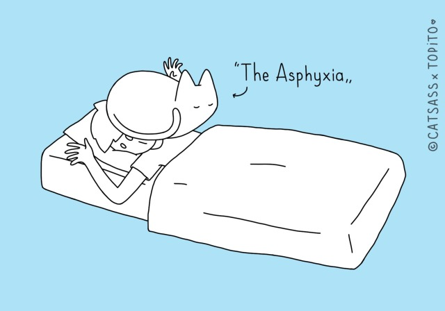 #5 The Asphyxia