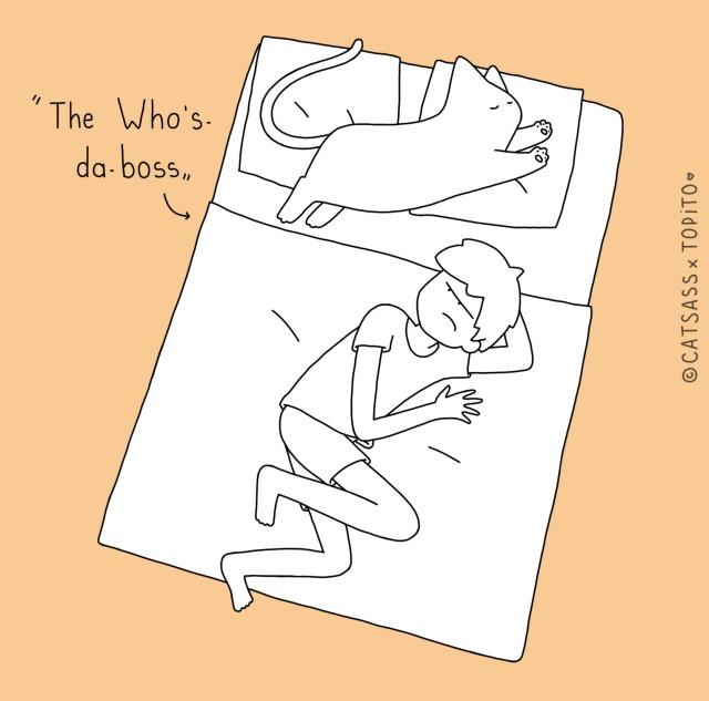 #2 The Who's-da-boss