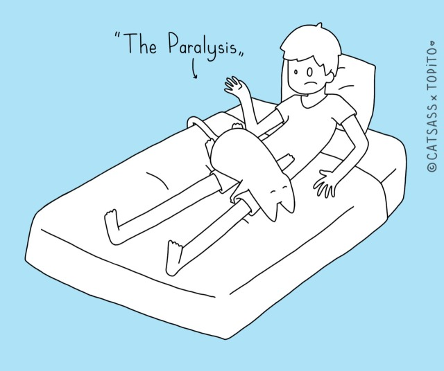 #8 The Paralysis
