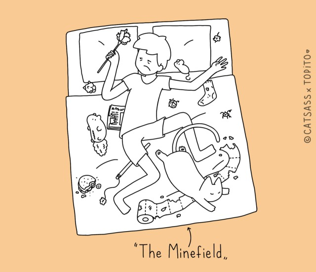 #10 The Minefield