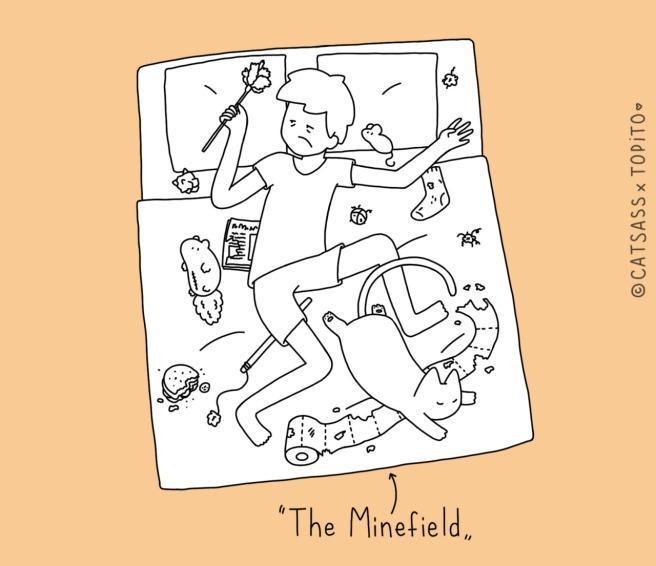 #10 The Minefield