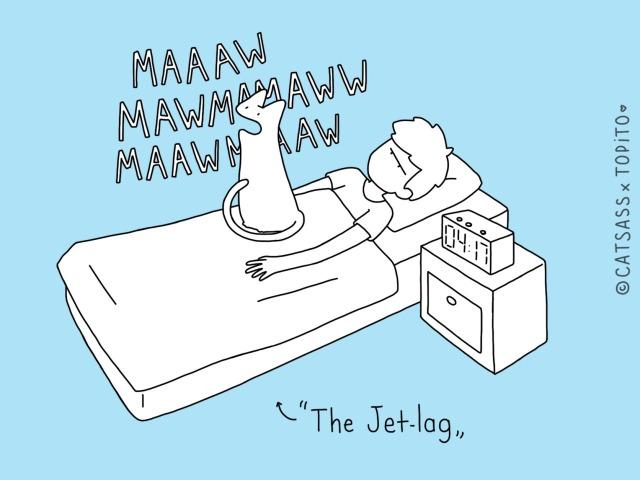 #4 The Jet-lag
